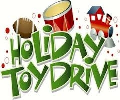 REMINDER! Toy & Coat Drive to Support Holiday Elf